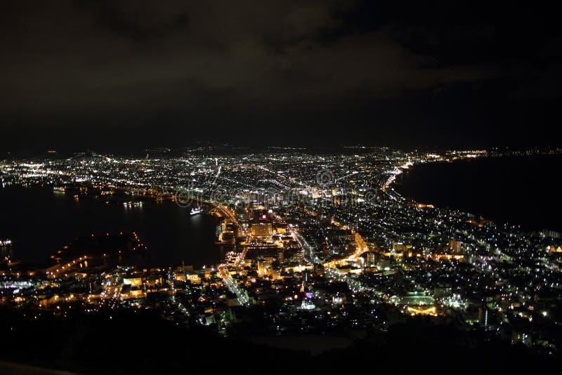 Hakodate, Hokkaido, Japan Editorial Stock Image