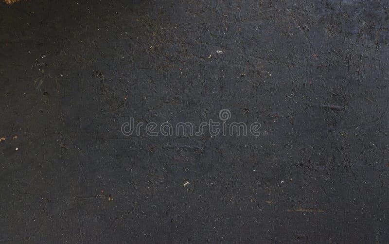 Hal olja för Wood golv arkivfoto