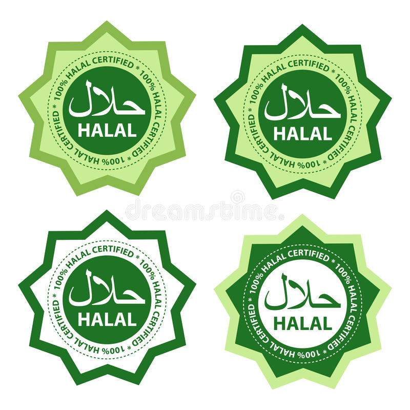 Free Halal Food Royalty Free Stock Photography - 52993277