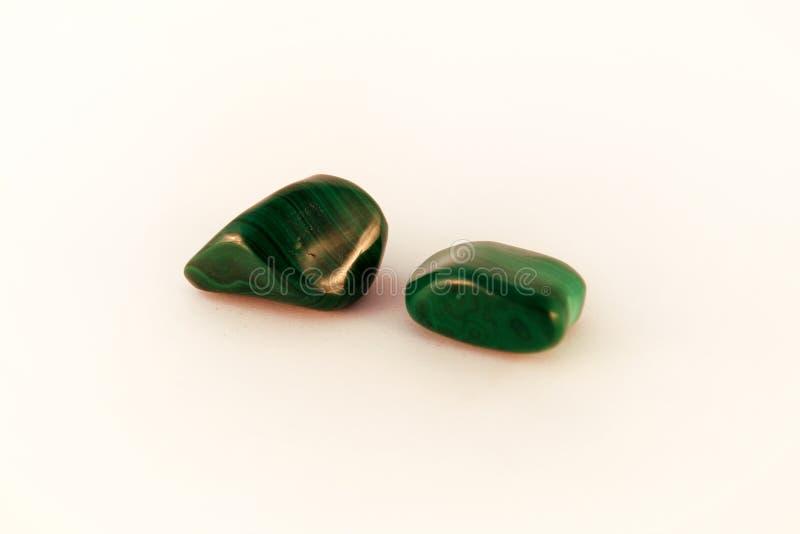 Halb Edelsteine/Crystal Stone Types/Heilsteine, wor stockfoto