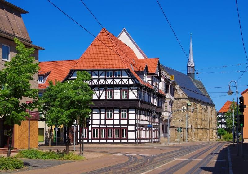 Halberstadt immagine stock