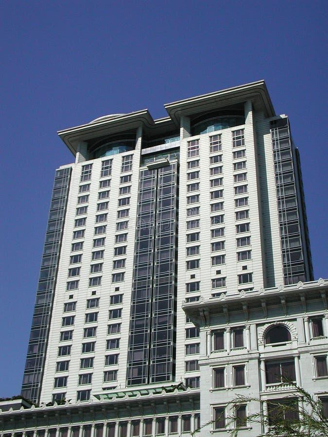 Halbinsel-Hotel stockbilder