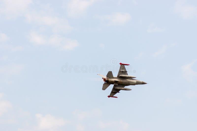 Halc?n de la lucha F-16 fotos de archivo libres de regalías