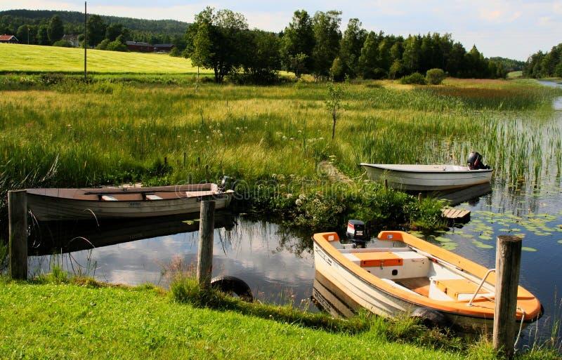 halden Norway krajobrazowego portret zdjęcia stock