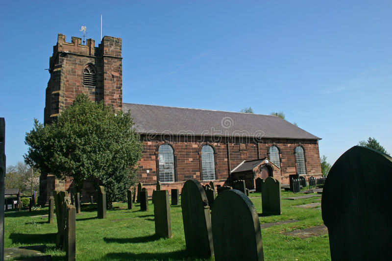 Hale Church, Liverpool Royalty Free Stock Images