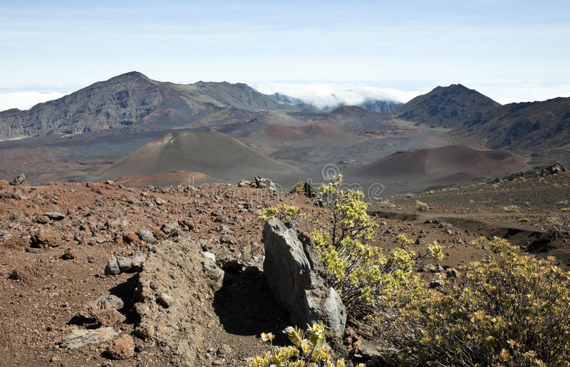 Download Haleakala stock image. Image of wilderness, features - 10683909