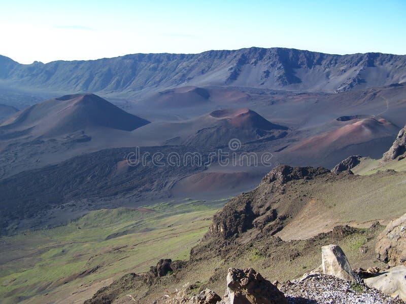 Haleakala royalty free stock photos