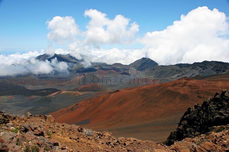 Haleakala National Park Stock Photo