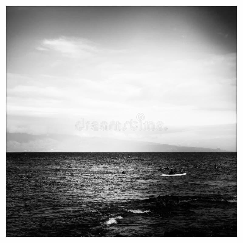 Haleakala plaża zdjęcia royalty free