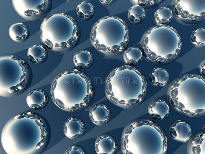 Half Ball Background Stock Photography