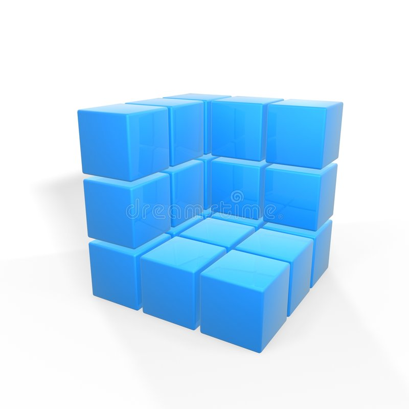 Download Half Box Stock Photography - Image: 8244392