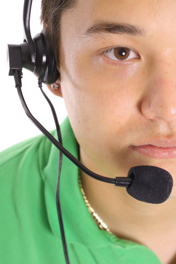 Download Half Customer Service Stock Photo - Image: 42537157