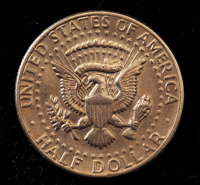 Download Half dollar coin stock photo. Image of united, america - 17085606