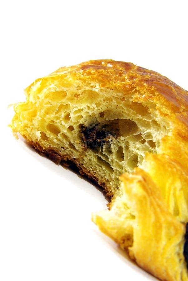 Download Half-eaten Pain Au Chocolat 2 Stock Image - Image of bread, chocolatine: 10051321