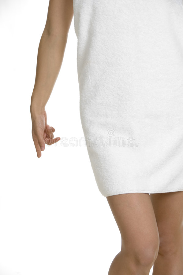 Free Half Length Of Female Body Royalty Free Stock Images - 6618139