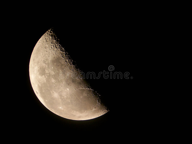 Half Moon royalty free stock photos