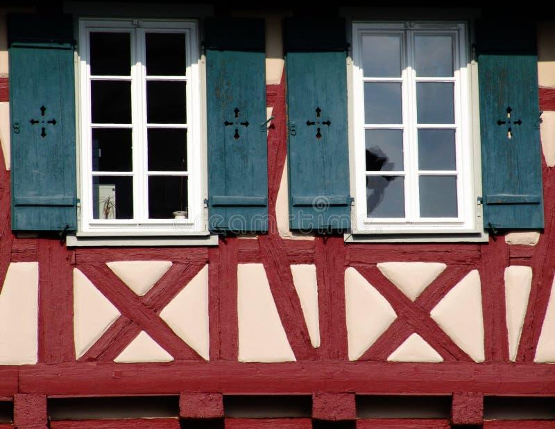 Half-timbered Lizenzfreies Stockfoto