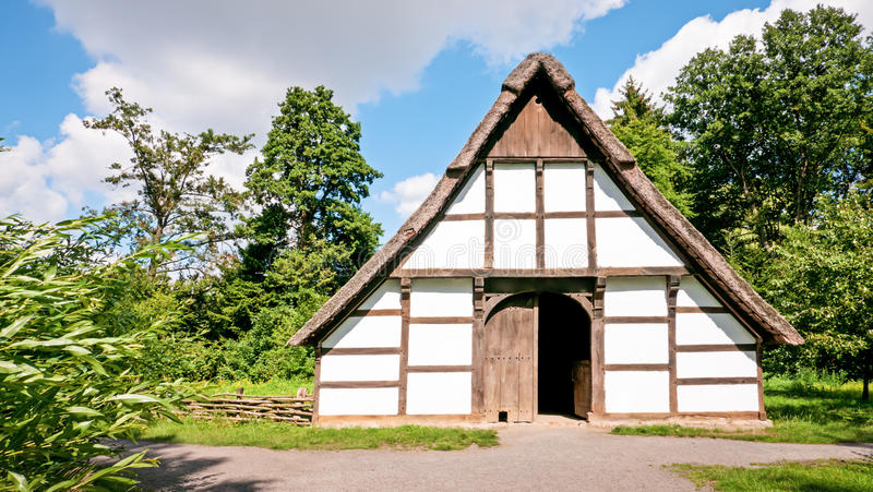 Download Half timbered stock photo. Image of clear, nobody, facade - 29013830