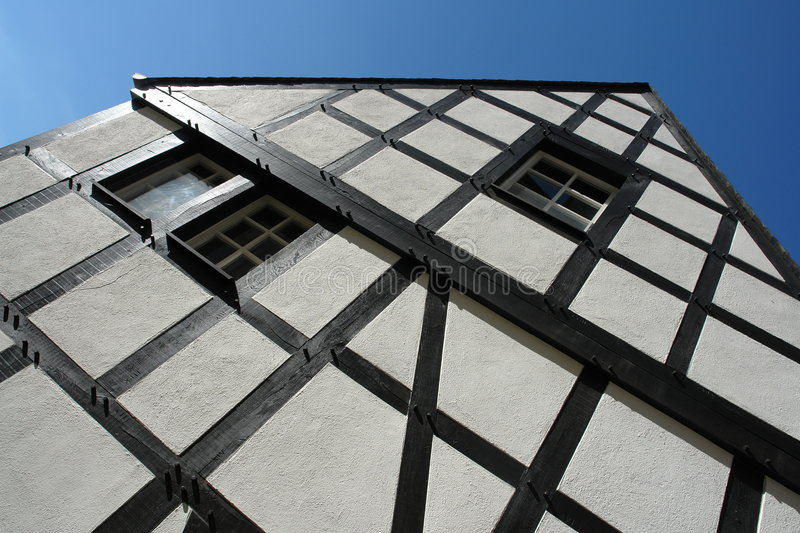 Download Half-timbered house stock photo. Image of halftimbered - 2224908