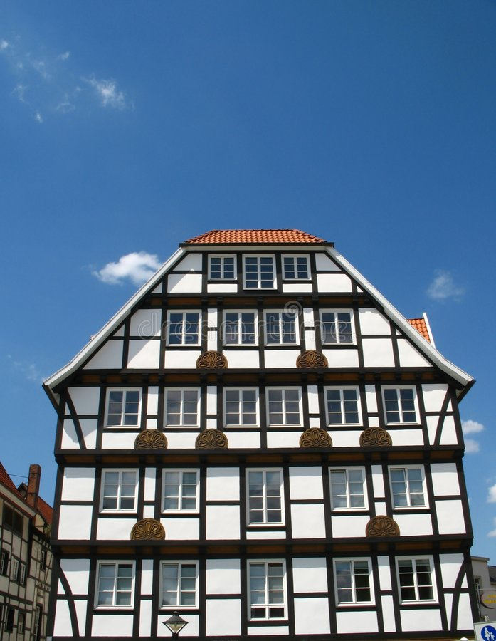 Free Half-timbered House Royalty Free Stock Image - 8790596