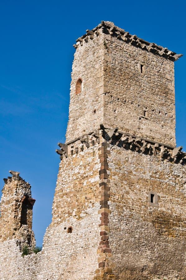 half torn för diosgyor royaltyfria foton