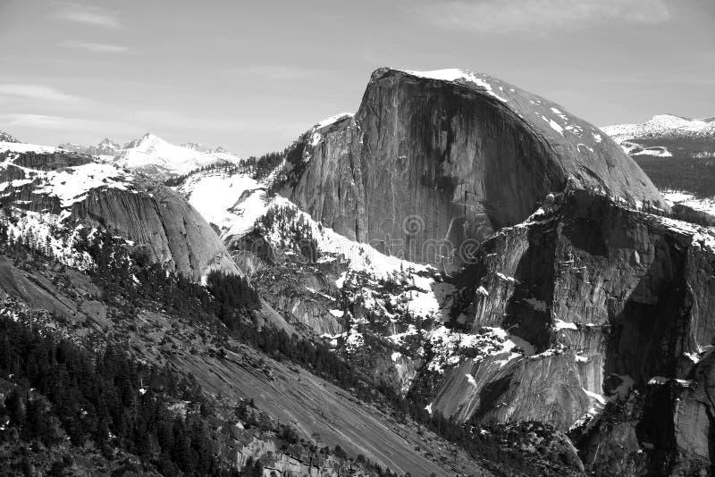 Download Half vinter för kupol arkivfoto. Bild av sierra, sierras - 228552