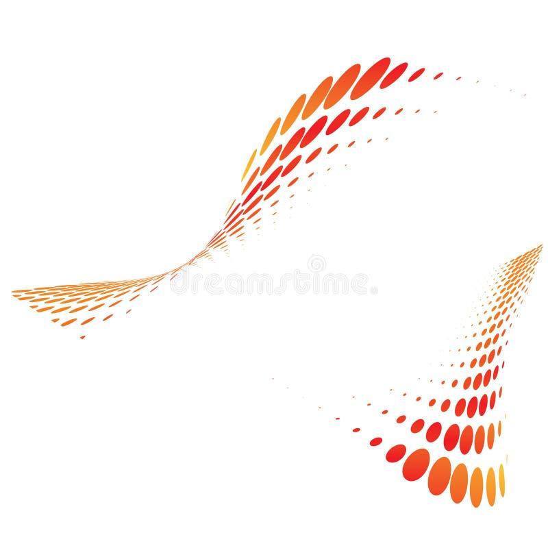 halftone предпосылки multicolor бесплатная иллюстрация