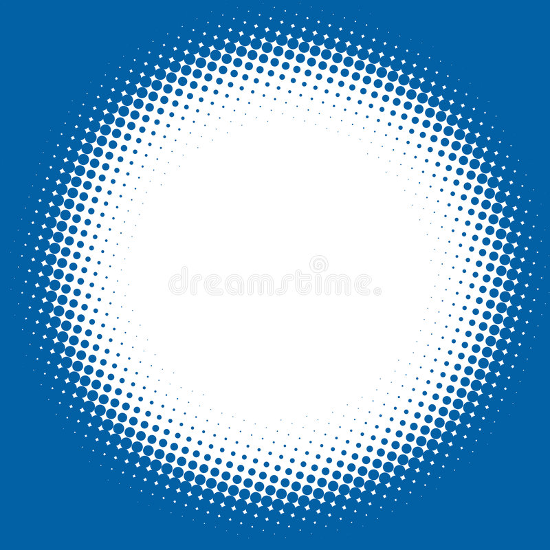 halftone рамки иллюстрация штока