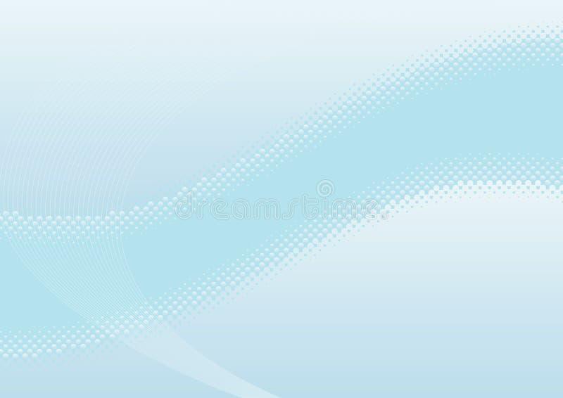 Halftone abstracte grijs vector illustratie