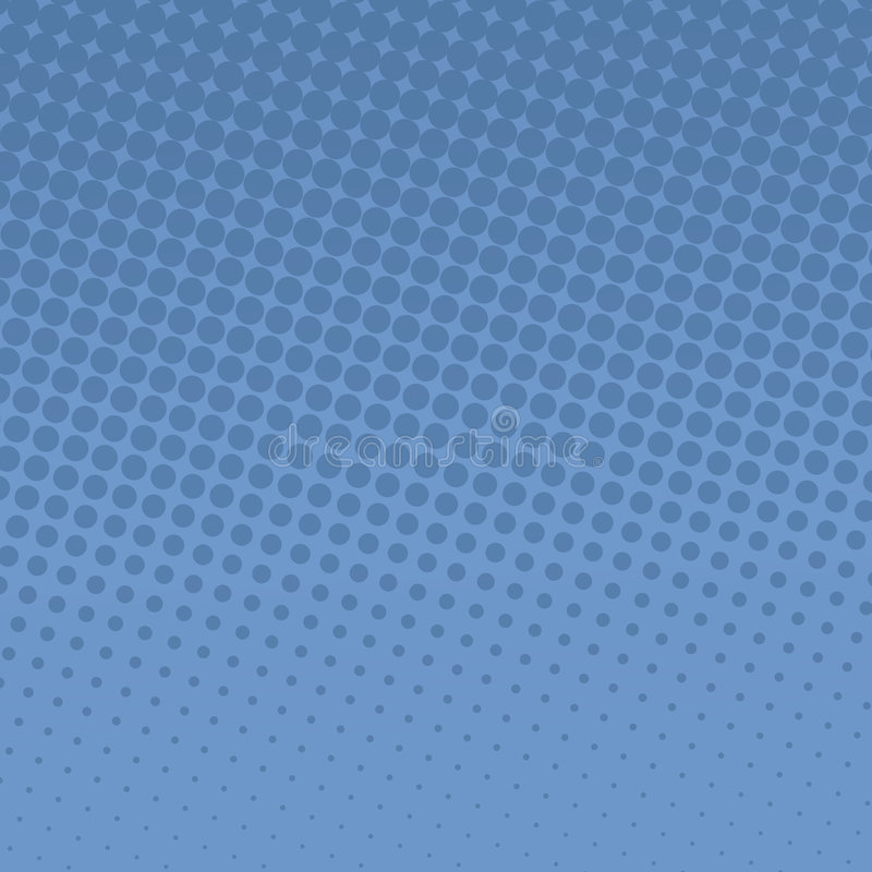 Halftone background royalty free illustration