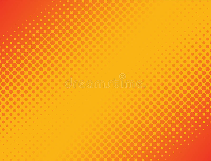 Download Halftone Background stock vector. Image of cover, abstract - 27636813