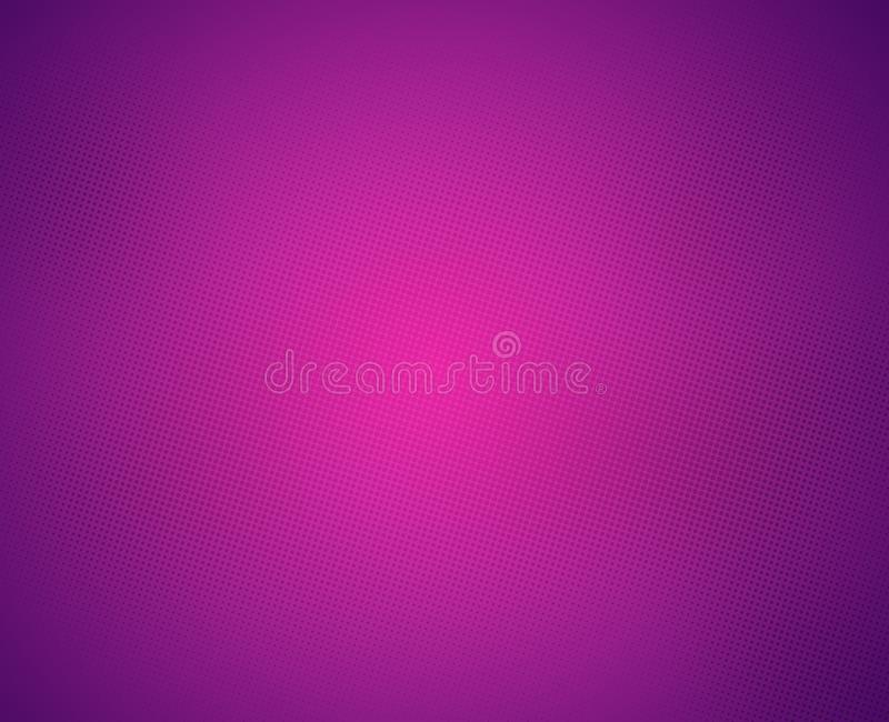 Purple-Pink Halftone Background || Circles Dots Background royalty free stock image