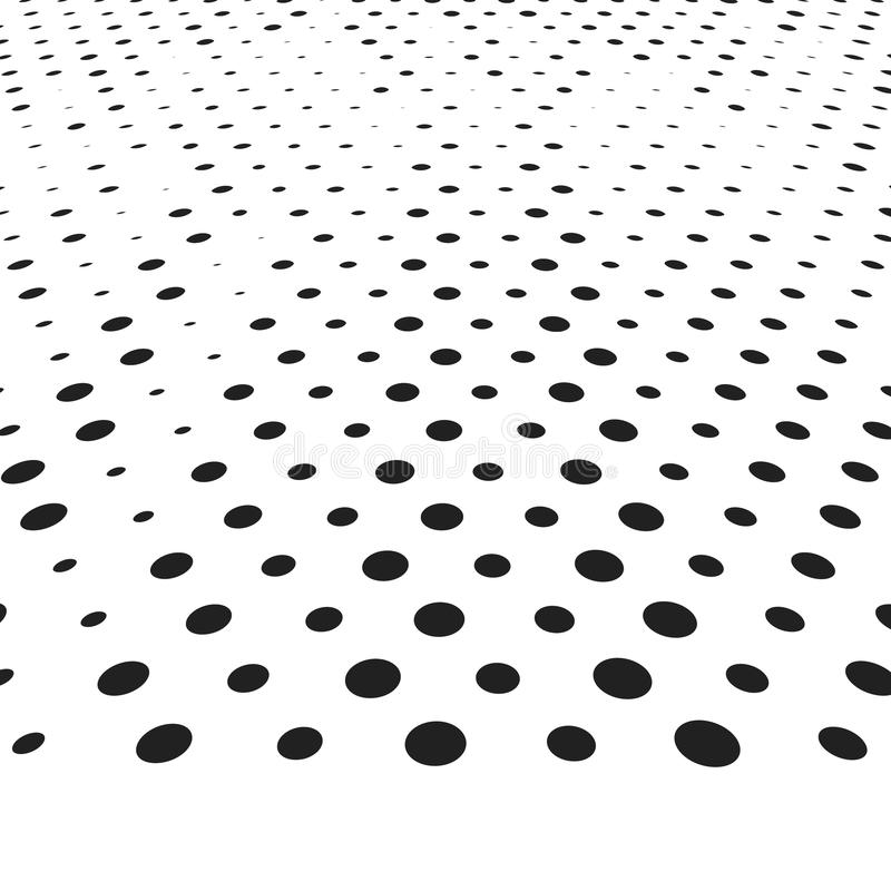Download Halftone Background Template Stock Vector - Illustration: 88367014
