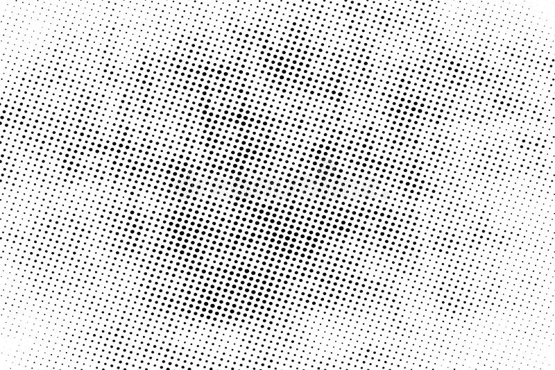 Distress Overlay Texture. Halftone dots overlay texture for your design. Grunge distressed background. EPS10 vector stock illustration