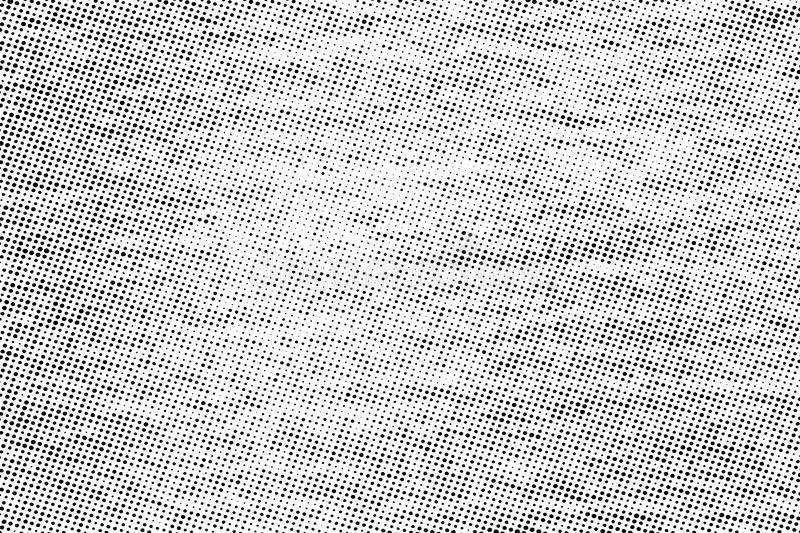 Distress Overlay Texture. Halftone dots overlay texture for your design. Grunge distressed background. EPS10 vector royalty free illustration