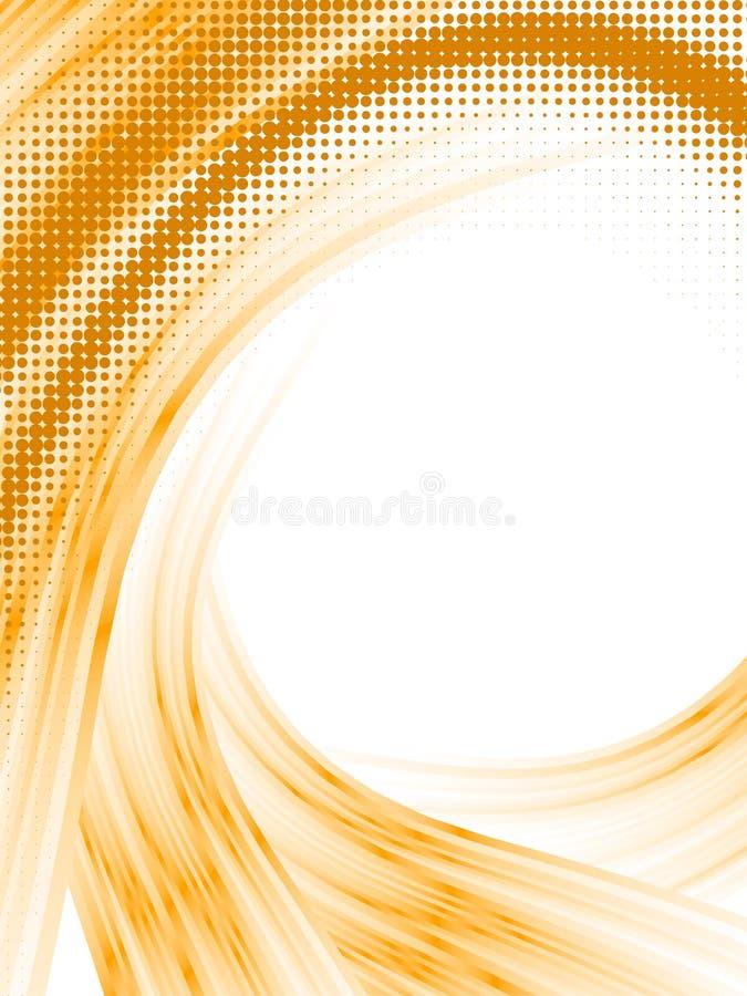 Halftone lines, vector vector illustration