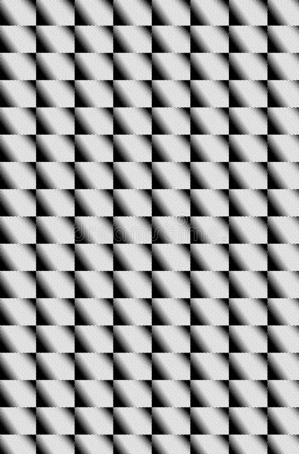 Halftone pattern stock photography