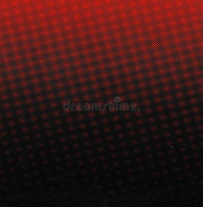 Halftone puntenachtergrond stock foto's