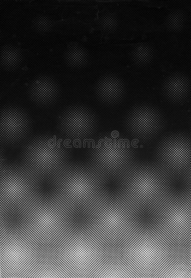 Halftone puntenachtergrond royalty-vrije stock foto's