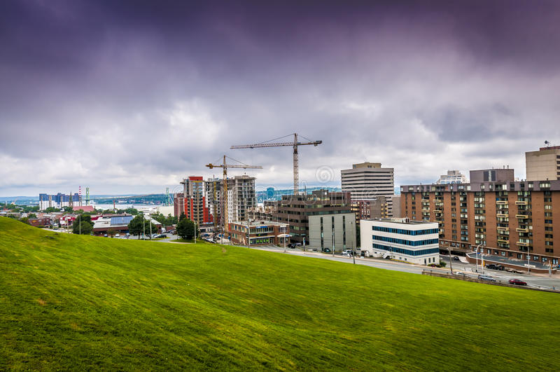 Halifax stock foto's