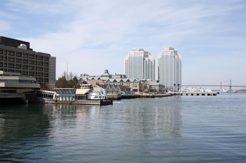 Download Halifax foto de archivo. Imagen de horizonte, cityscape - 7284232