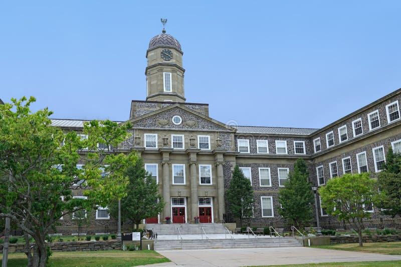 HALIFAX, CANADÁ - Universidad Dalhousie imagen de archivo