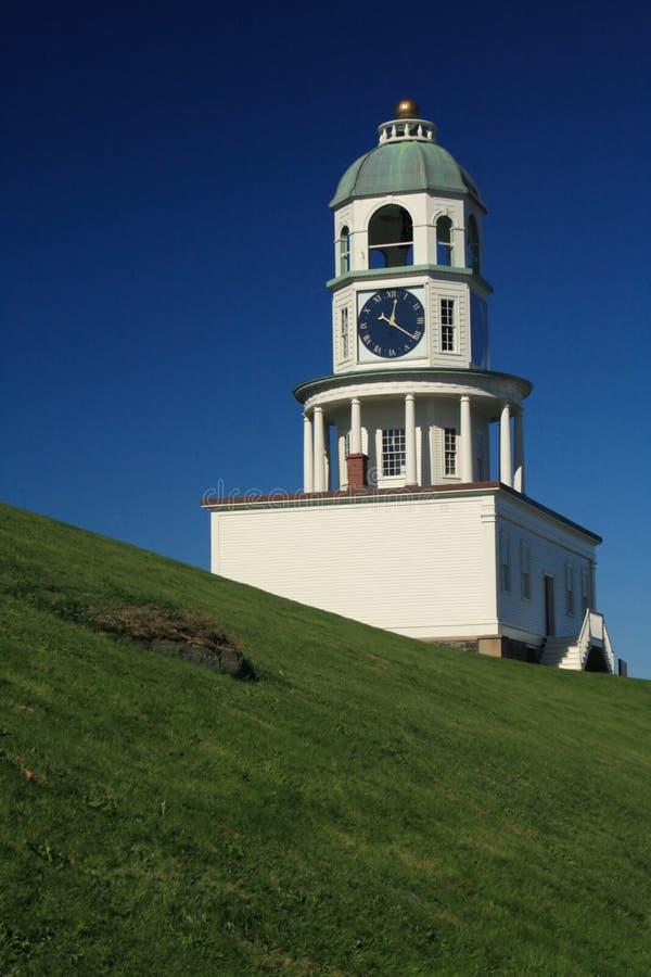 Free Halifax Clock Tower 2 Royalty Free Stock Image - 4913396