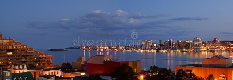 Halifax harbor royalty free stock image