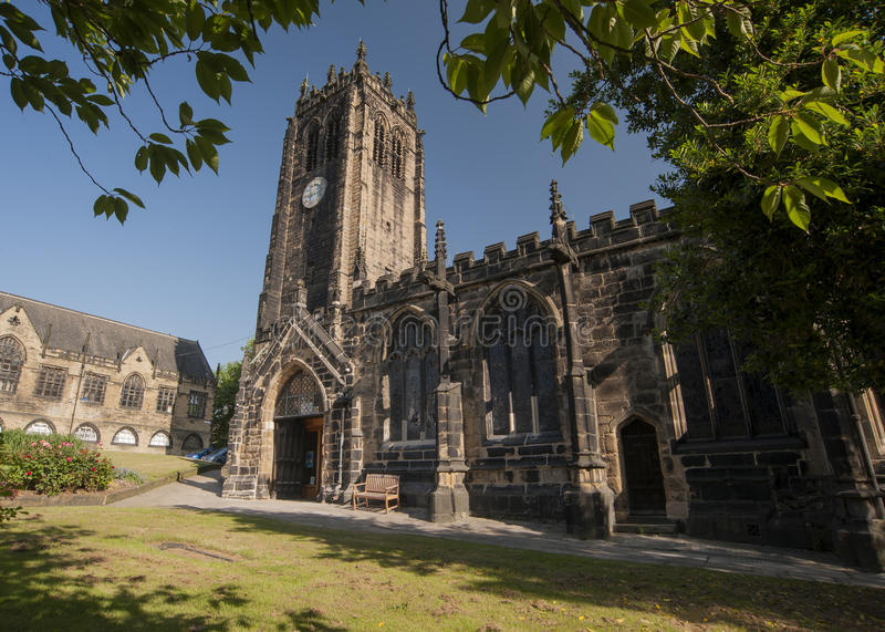 Download Halifax Minster Stock Photography - Image: 32400552