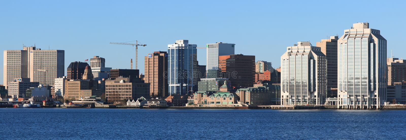 Halifax, Nova Scotia stockbilder