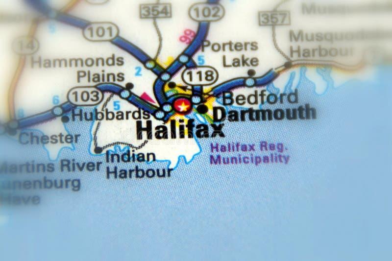 Halifax, Nova Scotia - Kanada stockfotografie