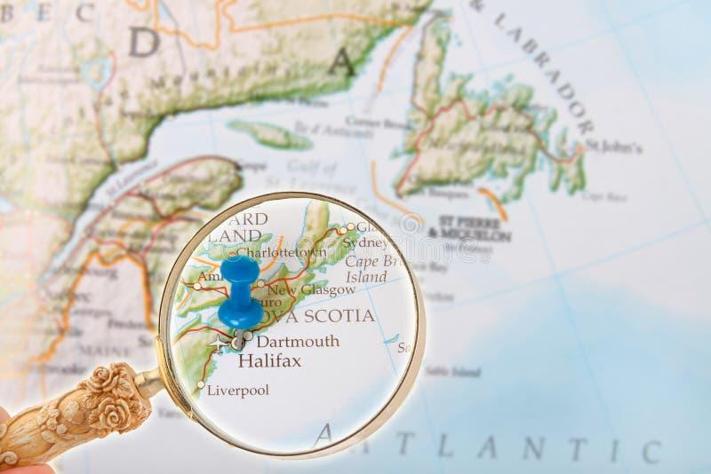 Halifax, Nova Scotia, Kanada lizenzfreie stockfotografie
