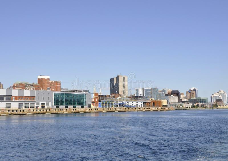 Halifax-Seehafen lizenzfreie stockfotografie