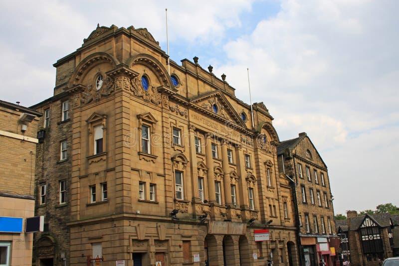 Halifax Theatre zdjęcie royalty free